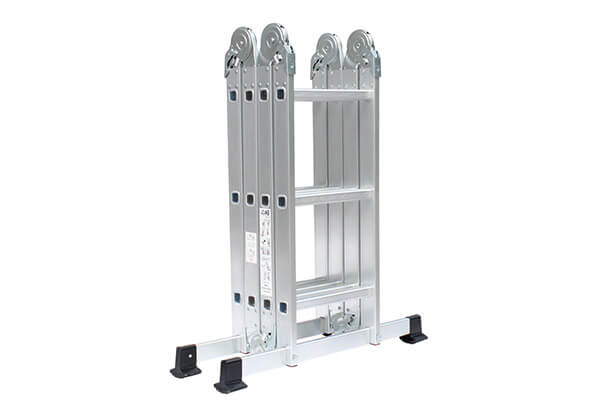 4x3 Aluminum Folded Ladder