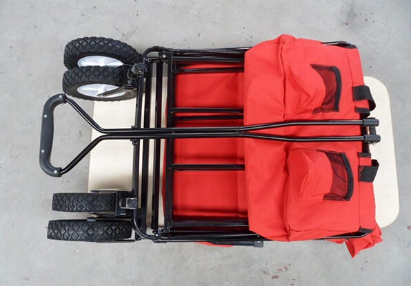 Foldable Wagon With Bag