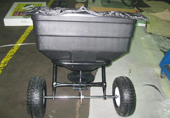 250LB Tow-Behind Spreader