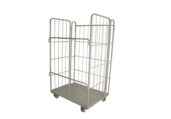 Warehouse Folding Roll Container/ Roll cage