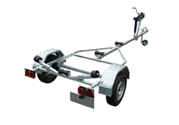 Professional Hot Dipped Galvanized Boat Trailer