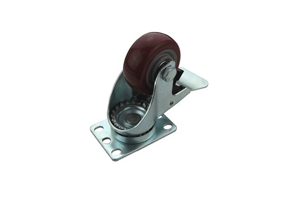 Wholesale Hard Rubber Plate Universal Caster