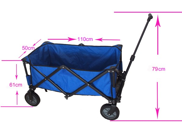Outdoor Folding Wagon