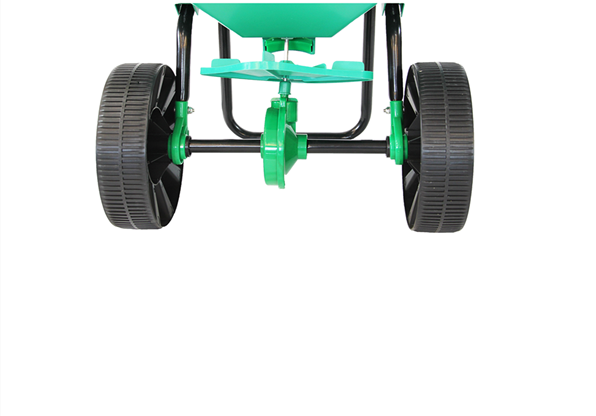 Manual Garden Fertilizer Spreader Corn Planter Lawn Fertilizer Spreader Seed Spreader