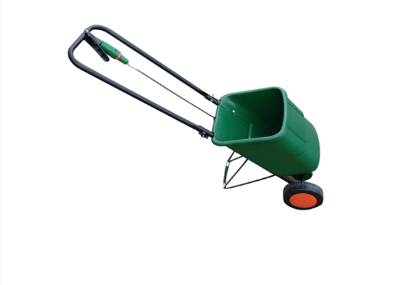 Manual Corn Planter Lawn Seed Spreader Fertilizer Spreader