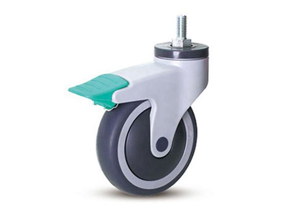 Plastic Phenolic Medical Caster