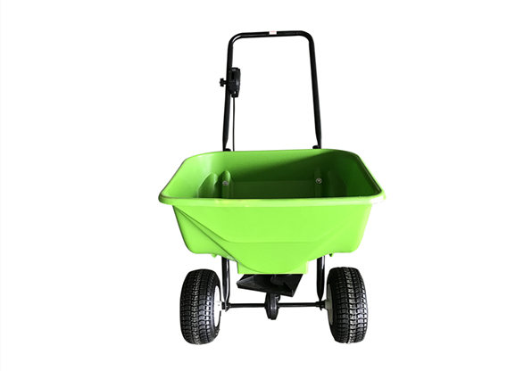 Lawn Spreader For Seed And Fertilizer For Sale
